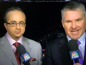 Joe B suit of the night is back!