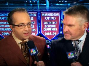 Joe B suit of the night: from Wes Anderson's closet