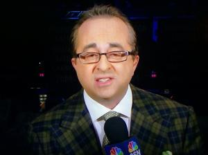 Joe B suit of the night