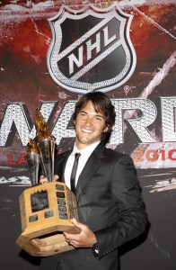 Jose Theodore Masterton Trophy.