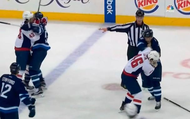 latta-wilson-fight