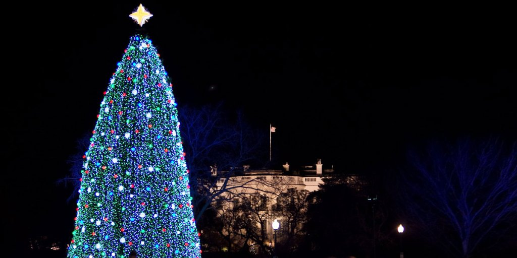 National Christmas Tree Lighting.National Christmas Tree Lighting To Close Streets Affect