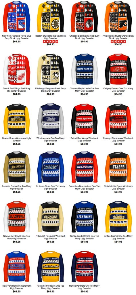 Youre Going To Buy This Ugly Alex Ovechkin Christmas Sweater And