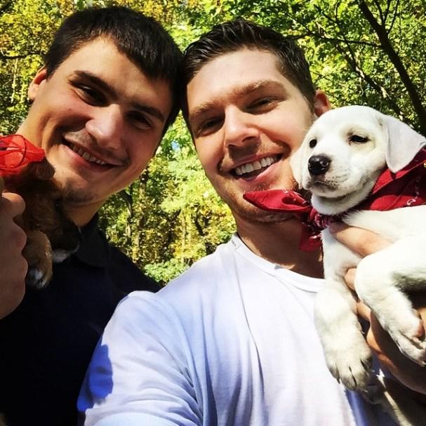 orlov-kuznetsov-selfies-puppies