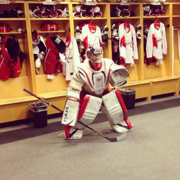 ovi-ball-hockey-goalie