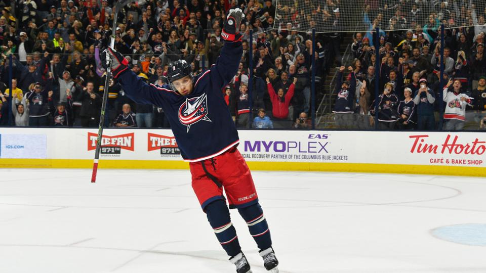 738b9f4a22a Columbus Blue Jackets testing market for Artemi Panarin after Russian  forward not ready to consider extension