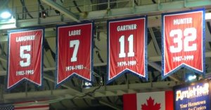 Will Olie's #37 join Langway, Labre, Gartner and Hunter up in the rafters?