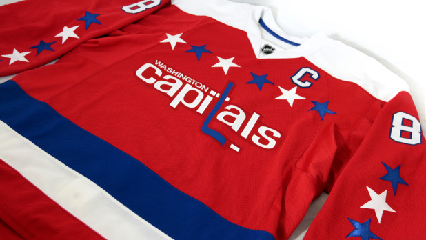 reputable site 54104 4a326 Modell's is selling old Reebok Capitals jerseys for $50