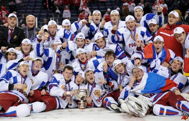 Russia: The 2011 World Junior Champions