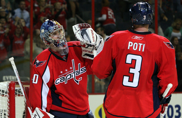Really. Tom Poti is important part of the Caps Defense.