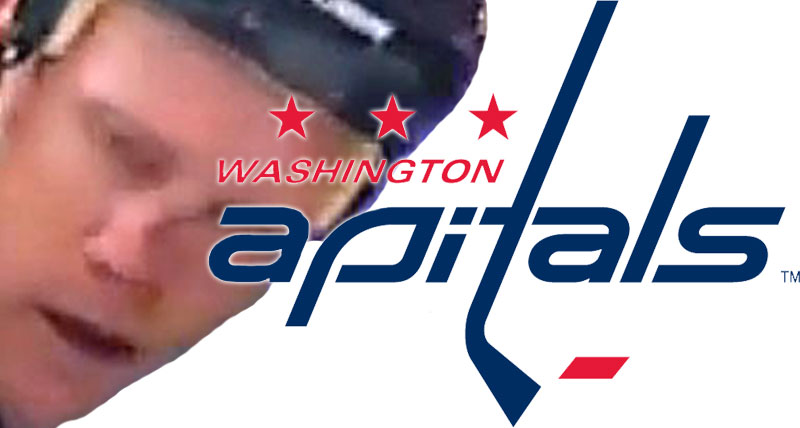 In Which Jason Chimera s Broken Nose Helps Spell Capitals f5c56425602