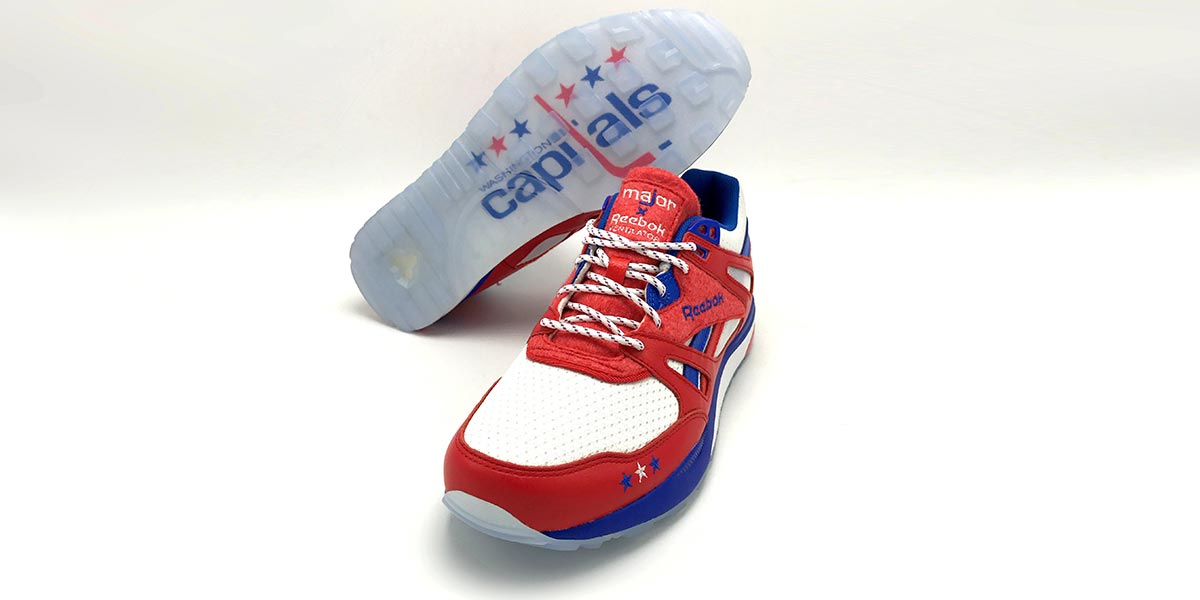 Limited edition Caps shoes now