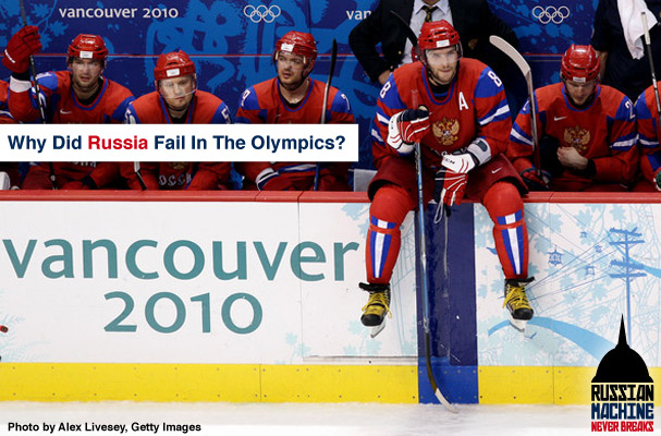 Why Did Russia Fail In The Olympics?