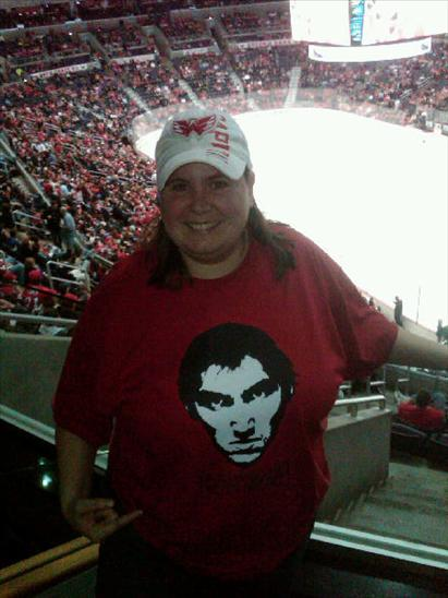 DookFn Invades Verizon Center with the Russian Machine Portrait T-Shirt