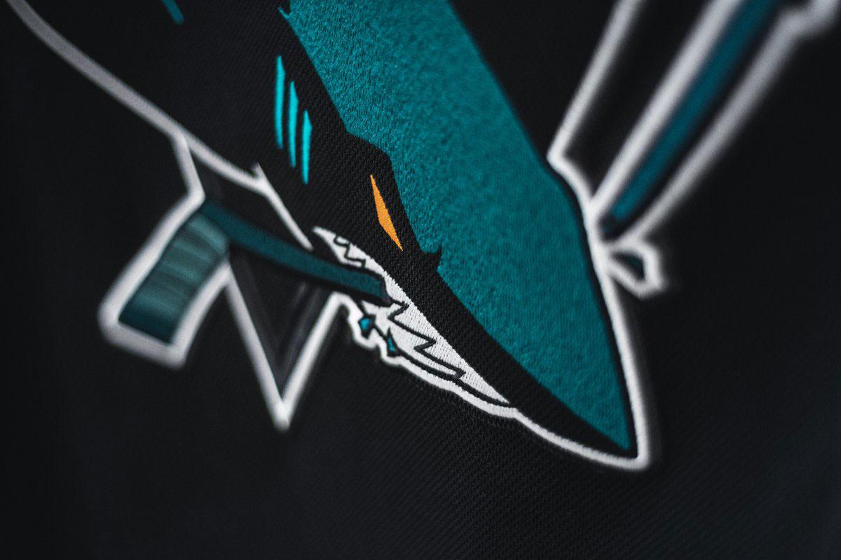 san francisco a877d 1fd4b Erik Karlsson made his San Jose debut in the Sharks new ...