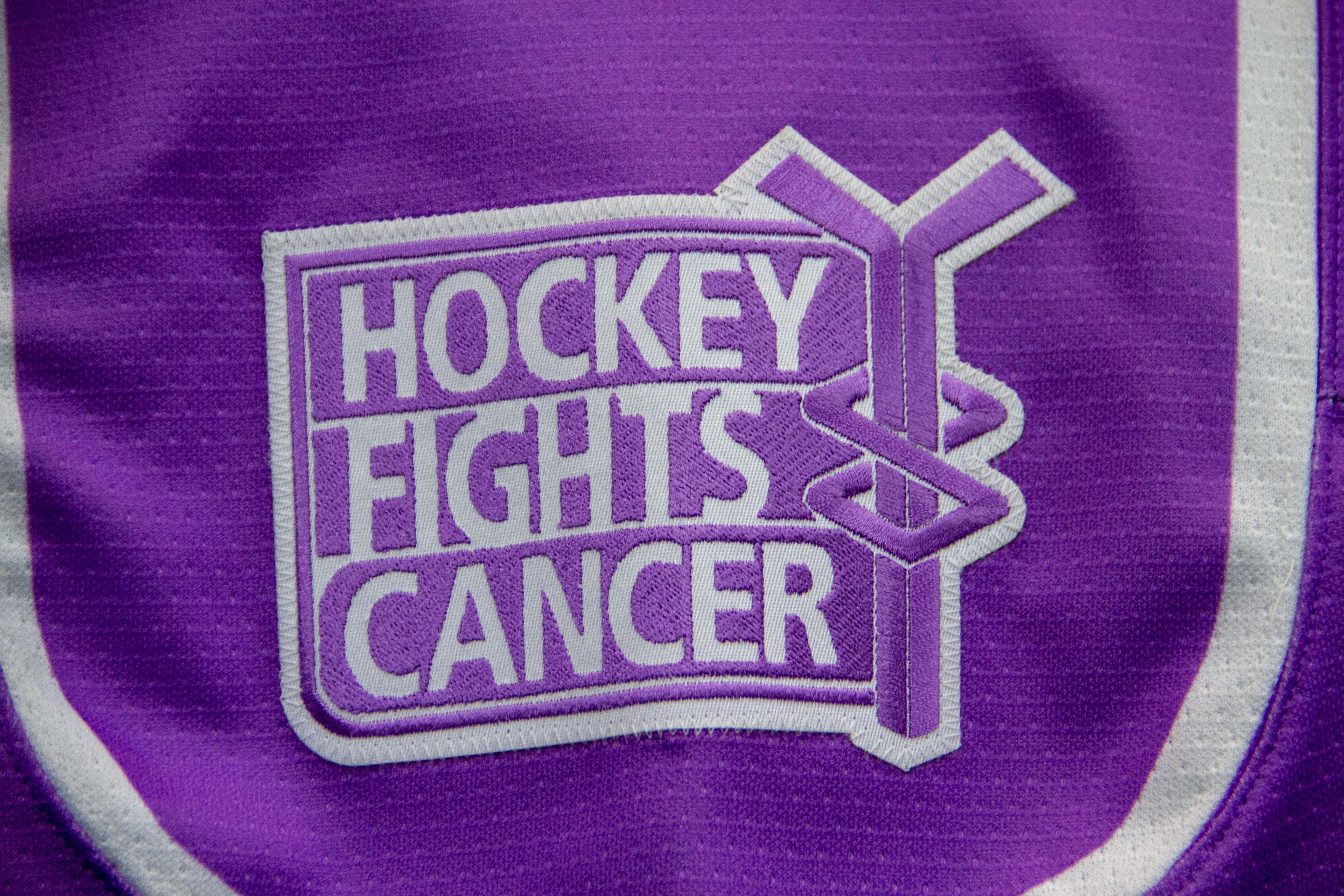 separation shoes 27954 a9b52 Hershey Bears to host first ever Hockey Fights Cancer night ...