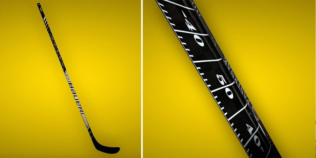 timeless design 4fd9b b7e5b David Pastrnak's Winter Classic stick features a football ...