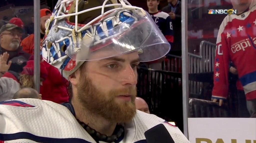 Braden Holtby Becomes Second Fastest Goaltender In Nhl History To Record 250 Winsrmnb