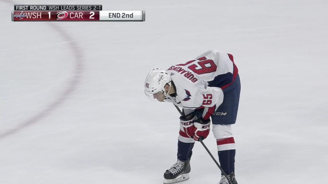 J. Oshie out indefinitely after hit by Warren Foegele