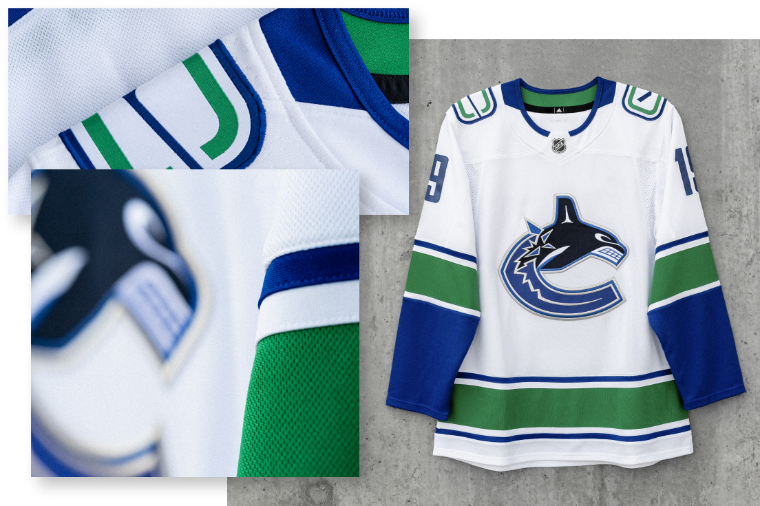 competitive price b32fe ca5e9 The Vancouver Canucks are bringing back their Black Skate ...