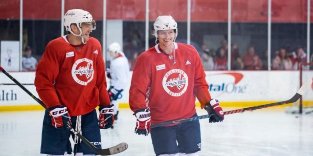 Alex Ovechkin to make preseason debut against St Louis Blues on Wednesday