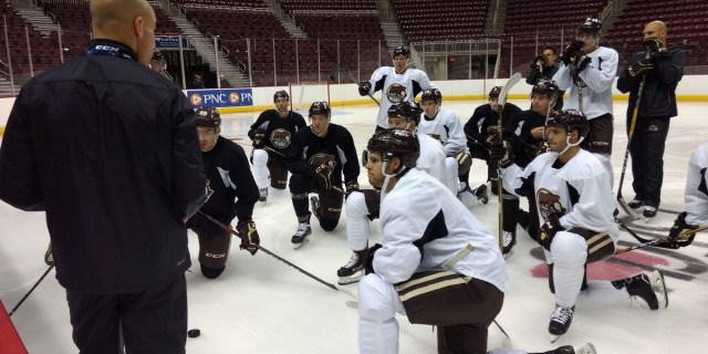 Hershey Bears announce 2019 Training Camp schedule