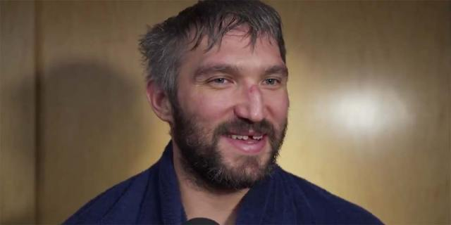 'Lucky charm' Alex Ovechkin believes the Nationals will win the World Series in five games