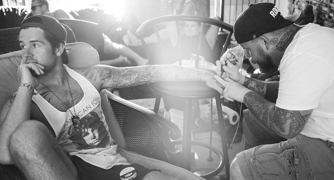 Mike Green Explains Why His Favorite Tattoos Are His Hand Tattoos Let's take a look at some amazing hand tattoos to inspire you. mike green explains why his favorite