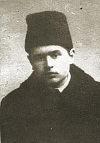 Михаил Максимович в возрасте 15 лет