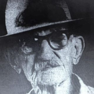 Alex Gory ''At 104, it's Pine Creek for Alex'' dated 21.5.1985 , Northern Territory News