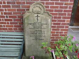 Russians in Australia -Grigory Belavin's grave, Hobart ,http://www.unification.com.au/articles/read/1862/