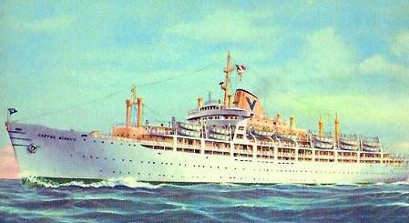 Океанский флот казаков Власовых