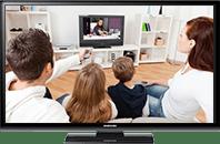 Просмотр ТВ на различных устройствах