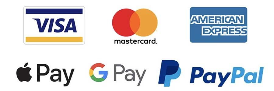 Способы оплаты на сайте