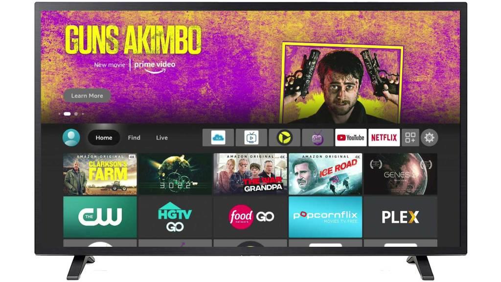 Amazon Fire TV Stick для просмотра ТВ