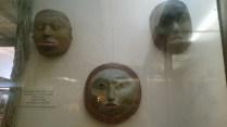 Ancient Masks №3 in Kunstkamera