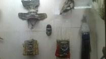 Ancient Masks №4 in Kunstkamera