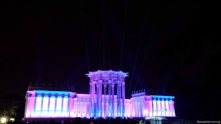 """Circle of Light"" Festival at the All-Russian Exhibition Center"