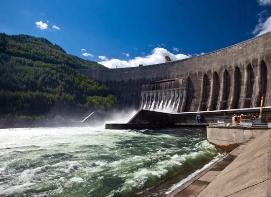 Sayano–Shushenskaya Dam In Russia - Image Copyright RussiaTrek.Org