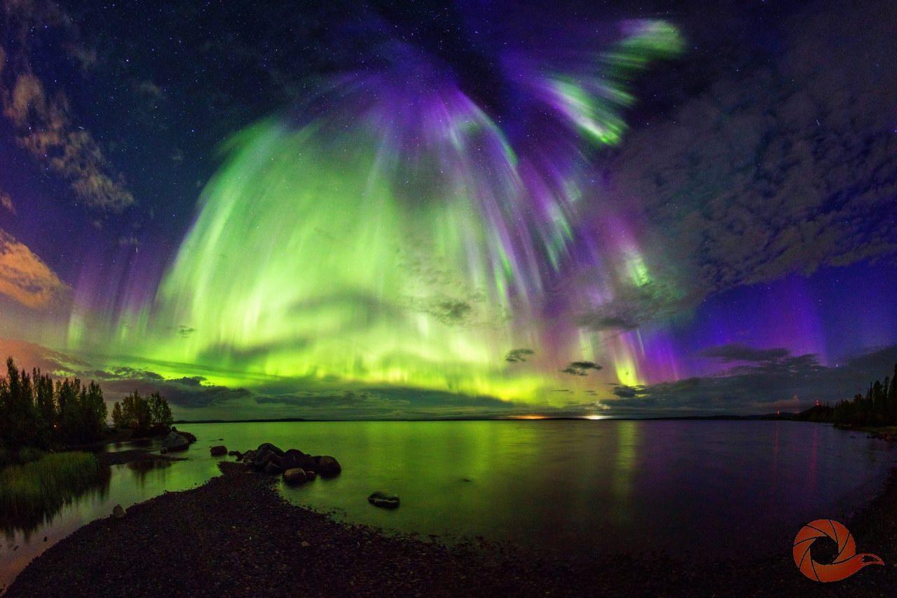 Northern Lights April