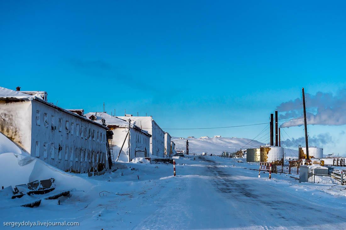 Murmansk Cruiser Soviet Abandoned