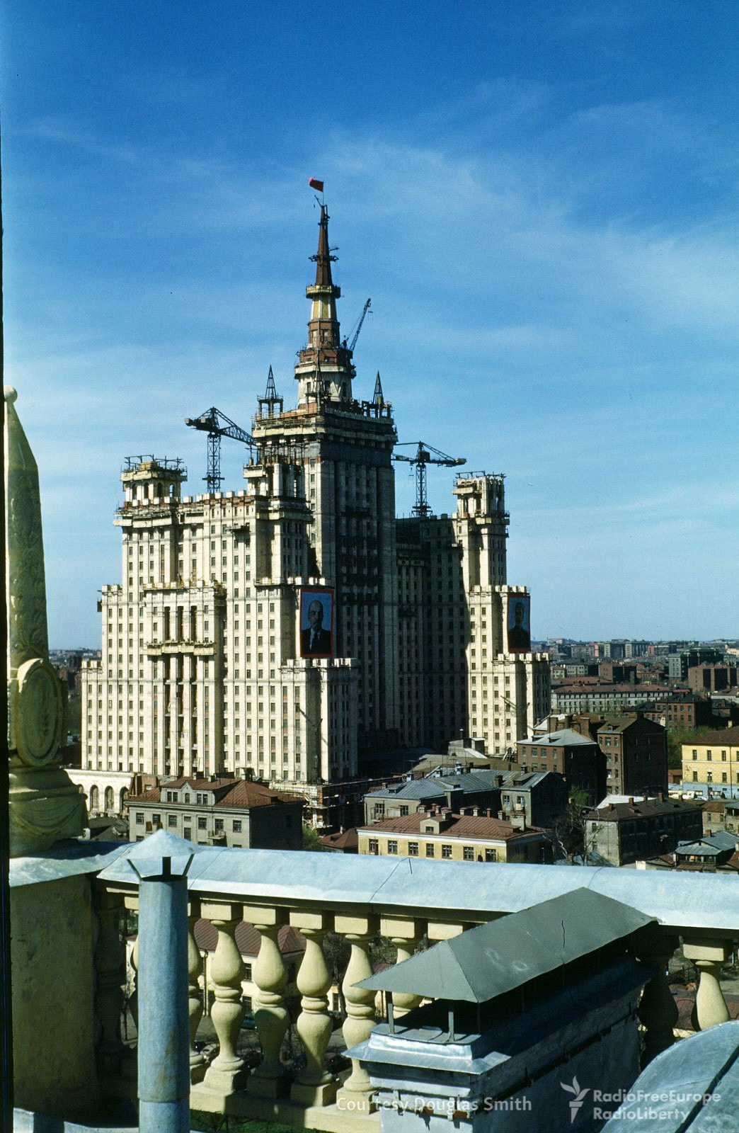 Stalin S Soviet Union Moscow In 1953 1954 Part 2