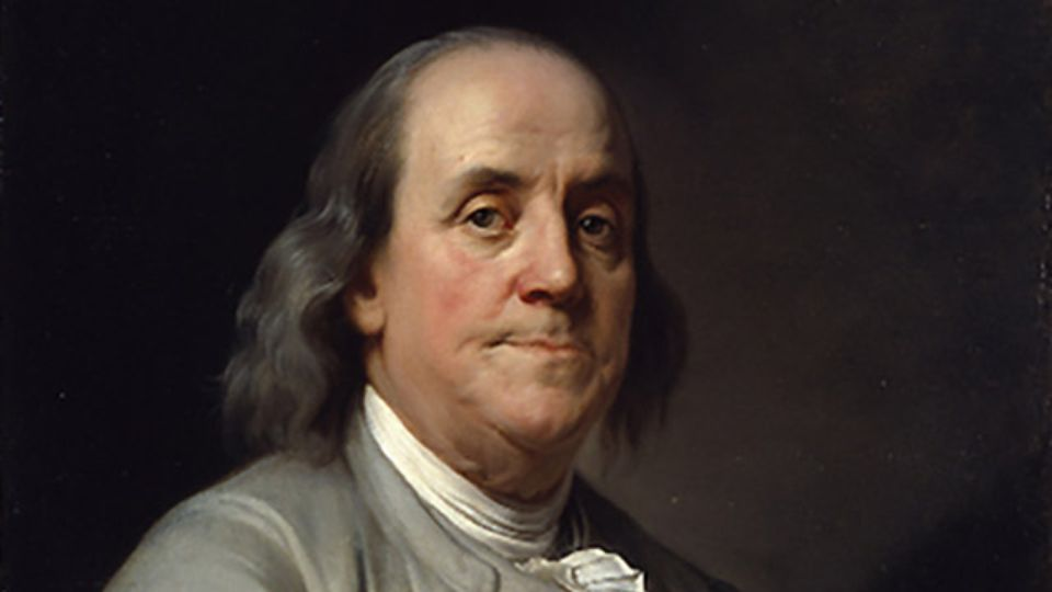 Live Like Benjamin Franklin