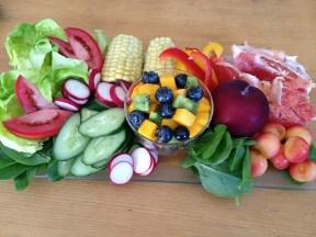 свежие овощи для иммунитета