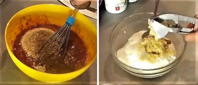 Гепатикалық торт рецепті