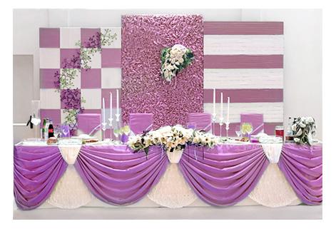 Tischdeko In Lila Flieder Hochzeit Wedding Kerzenleuchter