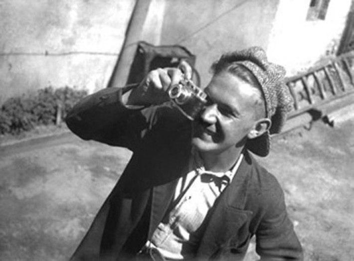 Фото: Евгений Ананьевич Халдей — легендарный советский фотограф