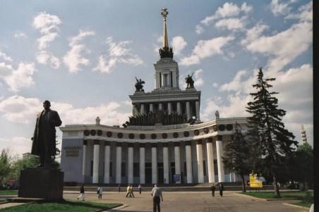 VDNKh Moskau