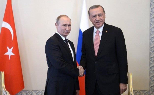 Putin und Erdogan beseitigen weitere Handelsbeschränkungen