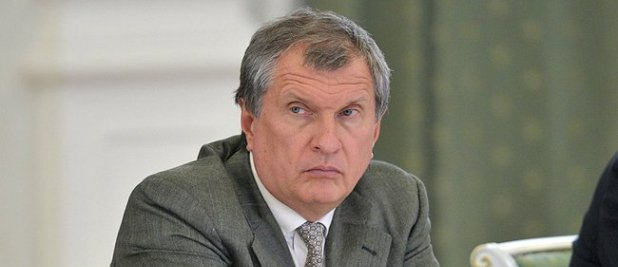 "Setschin nennt Sanktionen gegen Rosneft ""illegal"""